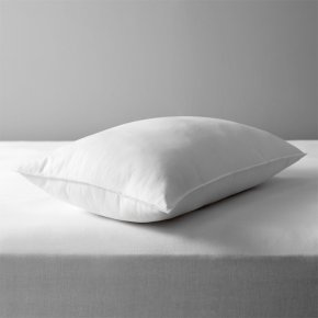 John Lewis Synthetic Soft Touch Washable Standard Pillow, Soft/Medium