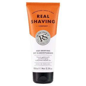 Real Shaving Company Age Denying