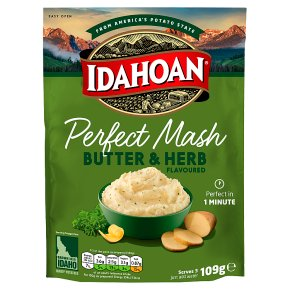 Idahoan Perfect Mash Butter & Herb