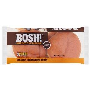 BOSH! Vegan Brioche Burger Buns