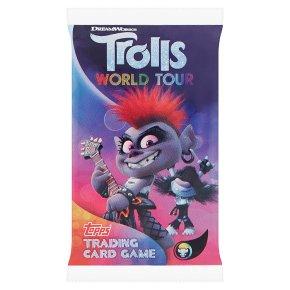 Trolls World Tour Cards