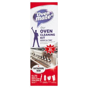Oven Mate Oven Cleaning Kit