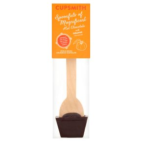 Cupsmith Spoonfuls of Hot Chocolate with Orange