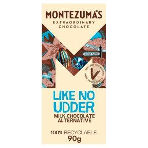 Montezuma's Like No Udder Milk Choc Alternative