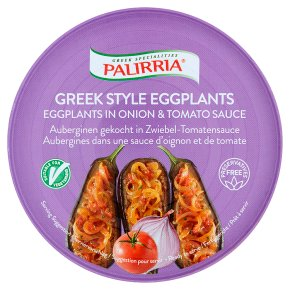 Palirria Greek Eggplants