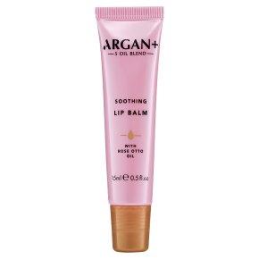 Argan+ Moroccan Rose Soothing Lip Balm