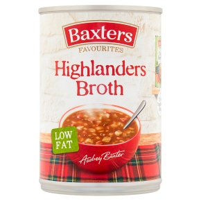 Baxters favourites highlanders broth