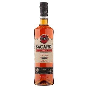 Bacardí Spiced Rum