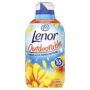 Lenor Outdoorable Summer Breeze 60 washes