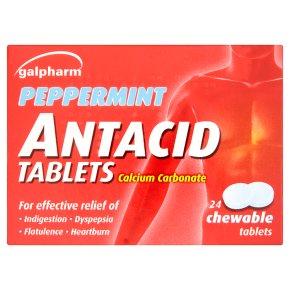 Galpharm Peppermint Antacids