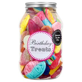 Birthday Treats Jar of Joy