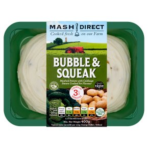 Mash Direct Bubble & Squeak
