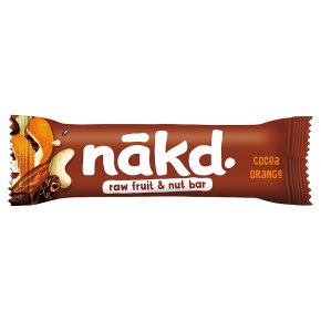Nakd. Cocoa Orange