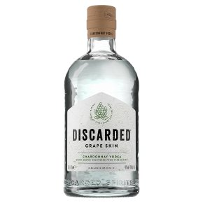 Discarded Vodka