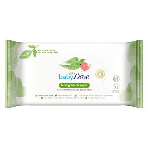 Dove Baby Biodegradable Wipes