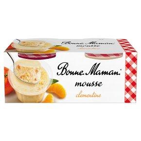 Bonne Maman Clementine Mousse