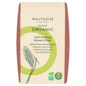Duchy Organic Self Raising Brown Flour