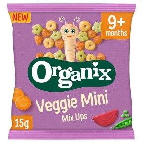 Organix Veggie Min Mix i Ups