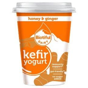Biotiful Dairy Honey & Ginger Kefir Yogurt