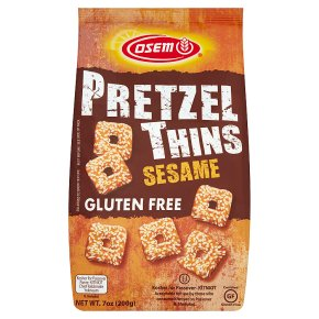 Osem Pretzel Thins Sesame