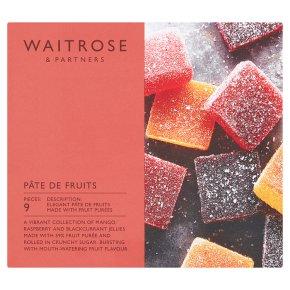 Waitrose Pâte de Fruits
