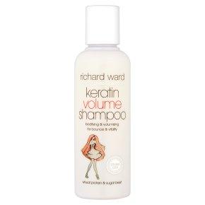 Richard Ward keratin volume shampoo
