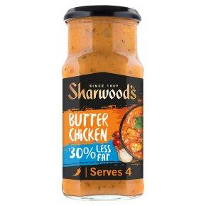 Sharwood's Butter Chicken 30% Less Fat