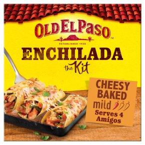 Old El Paso Cheesy Baked Enchiladas