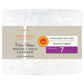 No.1 Extra Mature Wookey Hole Cheddar