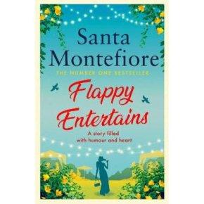 Flappy Entertains by Santa Montefior