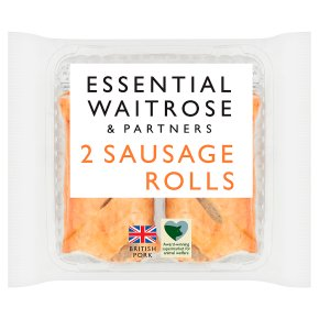 Essential 2 Sausage Rolls