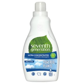 Seventh Generation Ultra Concentrated Free & Clear