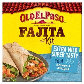 Old El Paso Extra Mild Fajitas