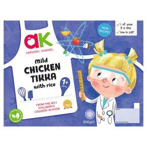 Annabel Karmel Mild Chicken Tikka with Rice