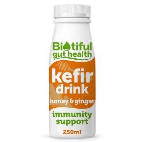 Biotiful Dairy Kefir Drink Honey & Ginger