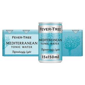 Fever-Tree Light Mediterranean Tonic Water