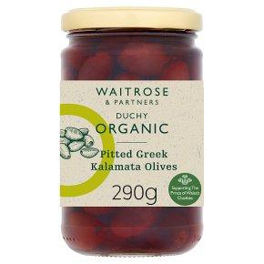 Duchy Organic Pitted Kalamata Olives