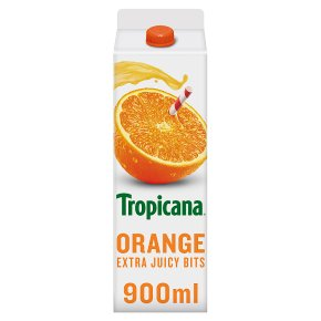 Tropicana Extra Juicy Bits Orange Juice