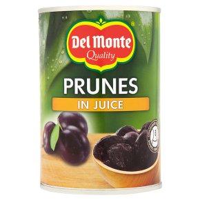 Del Monte Prunes in Juice