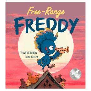 Free Range Freddy Rachel Bright