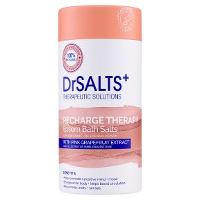 DrSalts Recharge Epsom Bath Salts