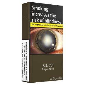 Silk Cut Purple 100s TT