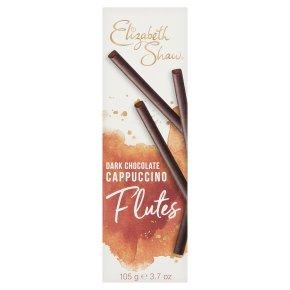 Elizabeth Shaw Dark Chocolate Cappuccino Flutes