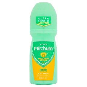 Mitchum Pure Fresh Roll-On Deodorant