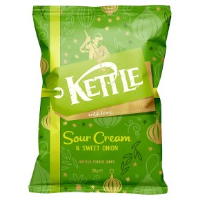 Kettle Sour Cream & Sweet Onion