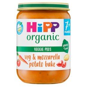 HiPP Veg Mozzarella Potato Bake