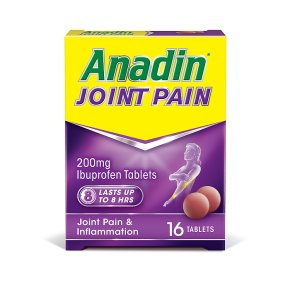 Anadin Joint Pain Ibuprofen Tablets