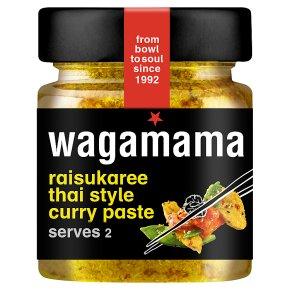Wagamama Raisukaree Curry Paste