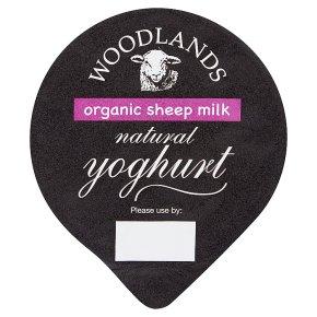 Woodlands Sheep Milk Natural Yoghurt
