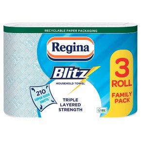 Regina Blitz Household Towels